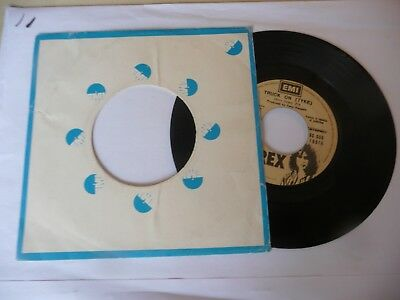 "T.REX(MARC BOLAN)""TRUCK ON- DISCO 45 GIRI EMI It 1973"" Ed JB"