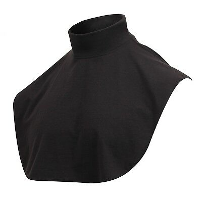 Black Mock Turtleneck Cold Weather Dickie Security Law Enforement Rothco 2406