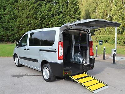 2013 13 Peugeot Expert 2.0HDi Tepee L1 Comfort Wheelchair Accessible Vehicle