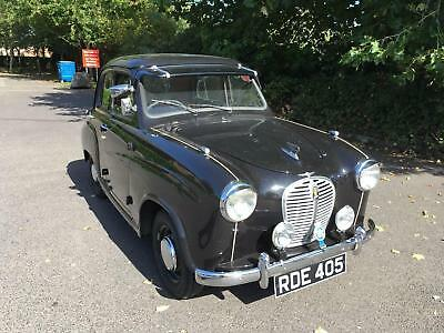 1953 Austin A30 AS3, 4 Door, Black with Tan Interior