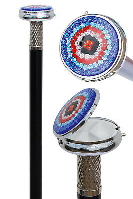 Millefiori Pillbox Cane