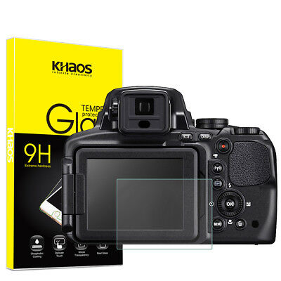 Khaos For Nikon B700 P900 P610 P600 S9900  Tempered Glass Screen Protector