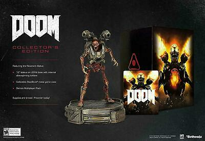 Doom - Collector's Edition [PS4] New!!!