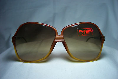 f025839eb38 Carrera sunglasses butterfly oversized square oval women s NOS hyper vintage