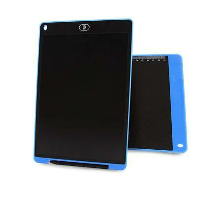 Graphic Tablet 12' Electronic Writing Tablet,Handwriting Pad,Drawing Board(Blue)