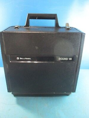 BELL & HOWELL MOVIE PROJECTOR MODEL 1575A 16mm Sound 16 Projector - UNTESTED