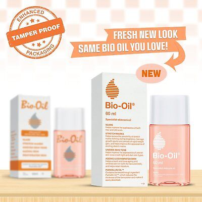 Bio Oil 125ml For Scars,Stretch Marks, Uneven Skin Tone, Aging & Dehydrated Skin
