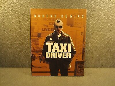 Taxi Driver Special Edition Blu-ray and Cards Robert De Niro Martin Scorsese
