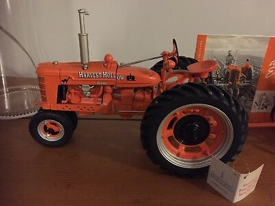 Franklin Mint Harvest Hollow Farms Tractor