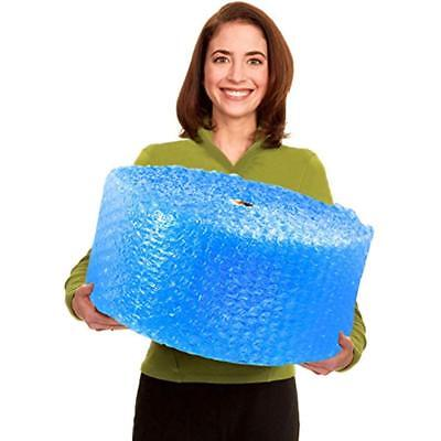 Bubble Cushion Wrap 12-Inch Wide X 125-Feet Long, With 1/2-Inch Large Bubbles,
