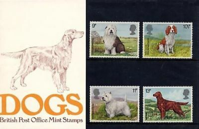 GB 1979 Dogs Presentation Pack VGC. Stamps. Free postage!