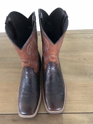 294ab5a6aa1 ARIAT MENS QUICKDRAW Western Boots-Size 13