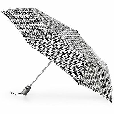 totes 70mph Windproof Titan Auto Open Close Umbrella with NeverWet