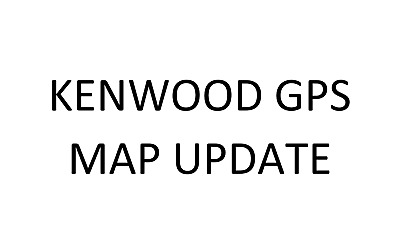 2020 Kenwood Gps Map Update Dnx890Hd Dnx891Hd Dnx892 Dnx893S Dnx894S Navigation