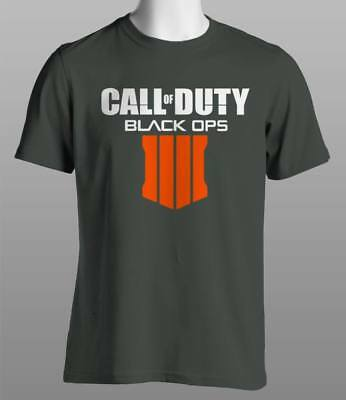 Call Of Duty Black Ops 4 T-Shirt