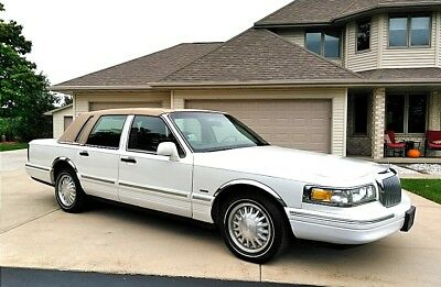 1996 Lincoln Town Car Signature 3 100 00 Picclick
