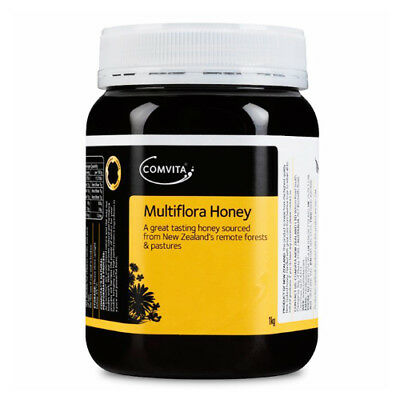 Comvita - Multiflora Honey 1kg