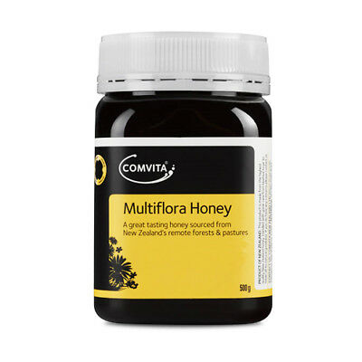 Comvita - Multiflora Honey 500g