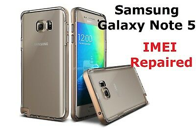 FAST IMEI REPAIR Remote | Bad | Esn Cleaning / Samsung Galaxy Note 5 Imei  Fix