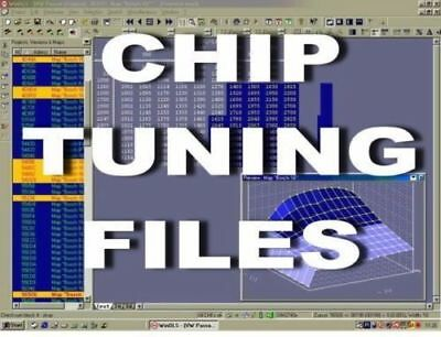 ECU Chip Tuning Files 80,000+ Remap Database + software Mpps Galletto Kwp2000