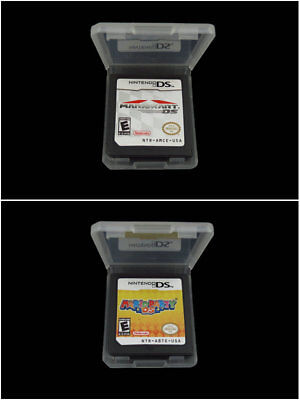 Game Cartridges Mario Kart DS,Mario Party DS USA Version for Nintendo NDSI,NDS