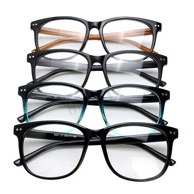 0841331a560 Fashion Spectacles Eyeglass Full Rim Frames Men Women Optical Eyewear  Glasses