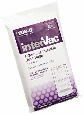 GarageVac Y08-5 Replacement Dust Bag - Pack of 5