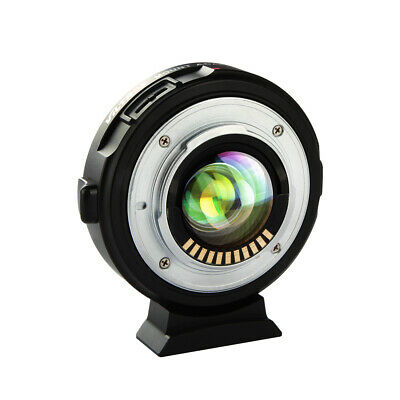 [NEW] Viltrox EF-M2 Electronic Adapter Lens F Booster 0.71x for Canon EF to M4/3