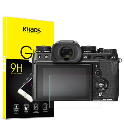 Khaos For Fujifilm X-T2 X-T1 Tempered Glass Screen Protector
