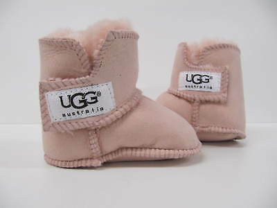 Baby Girls  Booties Pink Shoes Slippers designer Fist Size pram SMALL