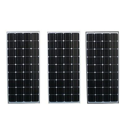 [NEW] 1Color Only Elfeland SP-100W 12V 1200x540x30mm 100W Solar Panel with 5M Ca