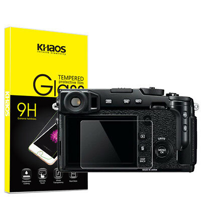 Khaos For Fujifilm X-Pro2  Tempered Glass Screen Protector