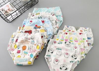 Toilet Training Pants Kids Baby Boys Girls Toddler Potty Training Pony Diaper