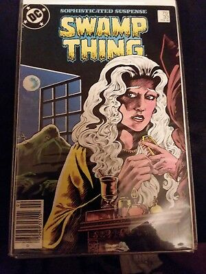 SWAMP THING #33 reprint House of Secrets #92 1st Appearance Alan Moore