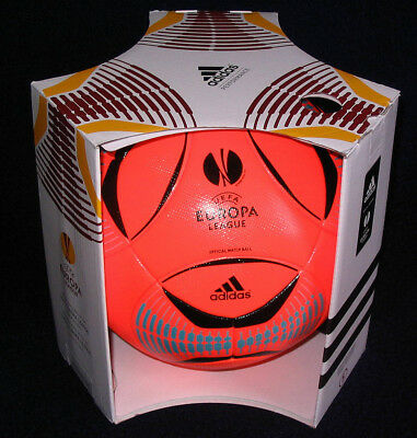 Adidas UEFA Europa League Winterball Orange gr 5