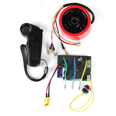 [NEW] 24V 150W Brushless Motor With Hall Sensor Remote Control For Skateboard