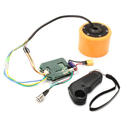 [NEW] 70mm or 83mm  Electric Skateboard Brushless Wheel Hub Motor with Controlle