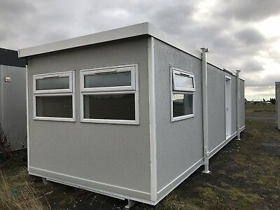 Portable Cabin Building site cabin Office 32ft X 10ft