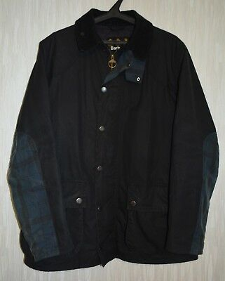 Barbour Men's Digby Waxed Cotton Wax Jacket Size XL Men Wax Navy England