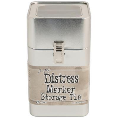 Ranger Distress Marker Tin by Tim Holtz | Stores 70 Markers