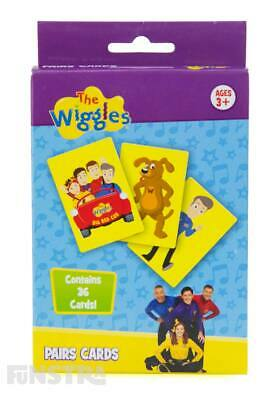 The Wiggles Pairs Card Game | The Wiggles Games | The Wiggles Toys