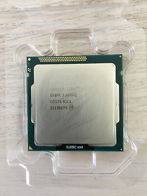 Intel Core i7 3770 3.40-3.90 GHz 8MB Cache 4K/8T 77W Intel HD Grafik 4000 Sockel