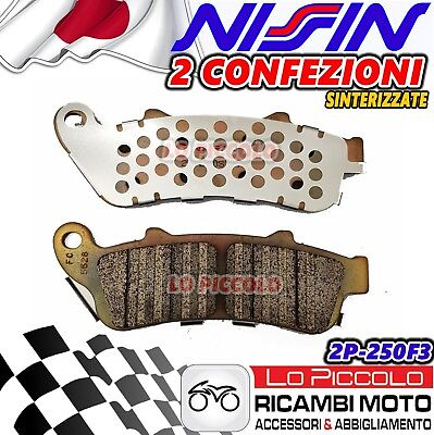 Honda XL 125 V1 Varadero Brake Disc Pads Rear R//H Goldfren 2001