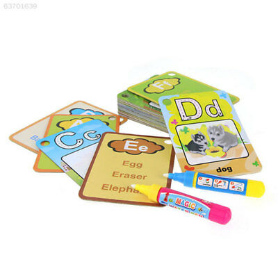 Graffiti Card Letter Writting Learning Educational 3D Recognition Congnition