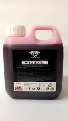 NEW PH NEUTRAL Wheel Cleaner and Fallout Remover 1L