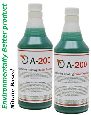 OUTDOOR BOILER WATER Treatment Rust Inhibitor- ProTech 300 1