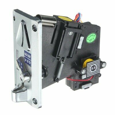 [NEW] Plastic Electronic Advanced Front Entry CPU Multi Coin Acceptors Compariso