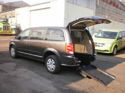 2015 Dodge Grand Caravan AMT WHEELCHAIR VAN HOLD 2 WHEELCHAIRS! AMT MODEL 99 HOLDS TWO WHEELCHAIRS! WE HAVE MANY OTHERS IN STOCK AND ON SALE!
