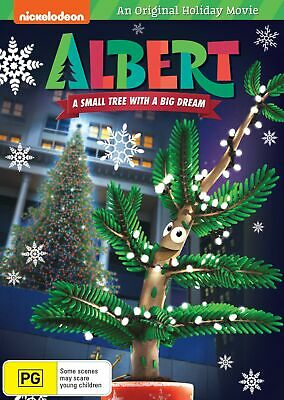Albert A Small Tree With a Big Dream DVD Region 4 NEW