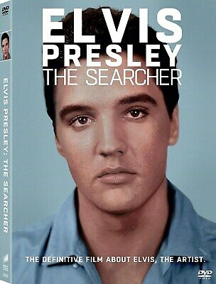 Elvis Presley The Searcher DVD Region 4 NEW